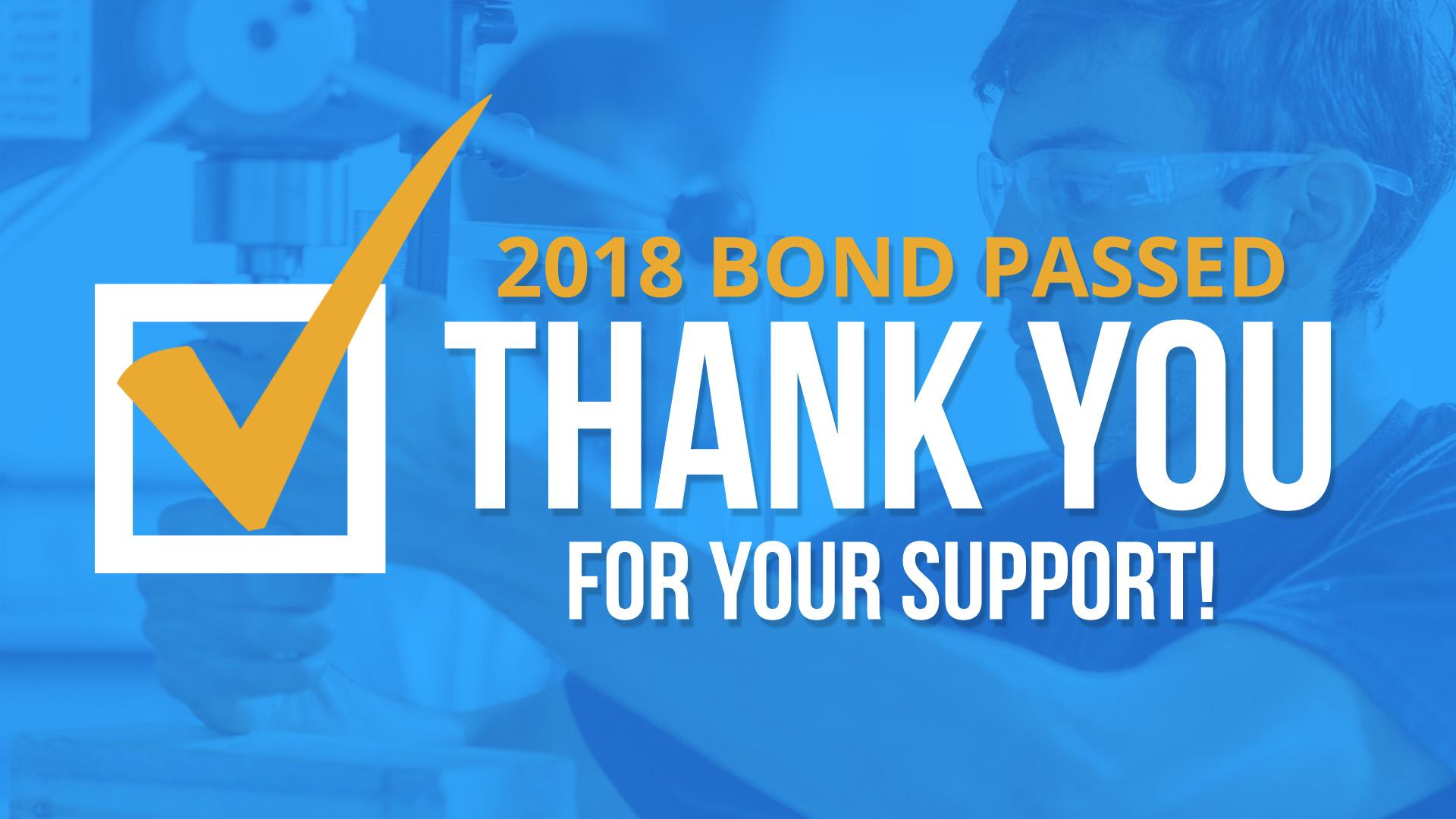 2018 Bond Referendum passed! Thank you for your support! Click Here to read about the need.2018 Bond Referendum passed! Thank you for your support! Click Here to read about the need.