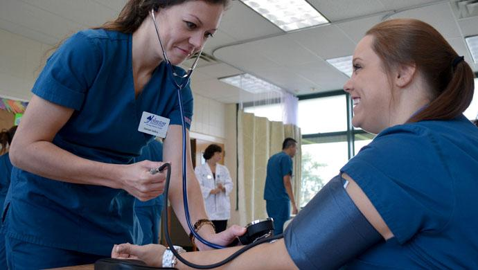 Interested in CNA, EKG or Phlebotomy? Registration for spring is at the Public Safety Services Building M - TH 9:00 a.m. - 4:00 p.m. and Fridays 9:00 a.m. - 2:00 p.m.