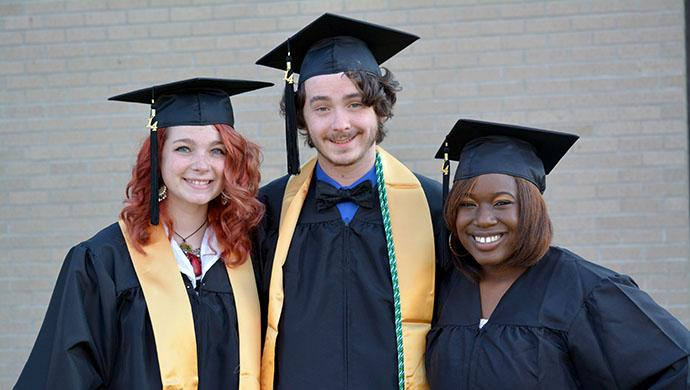 More than 500 students earned associate degrees at JCC this year.