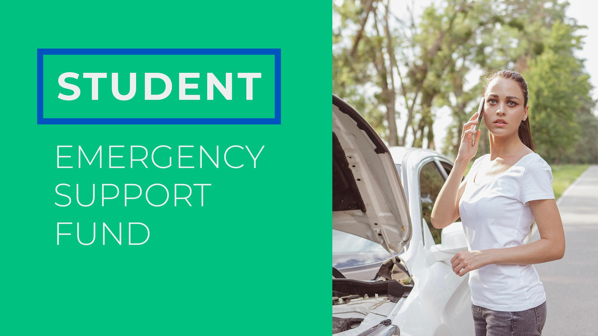 Click here to learn about the Student Emergency Support Fund