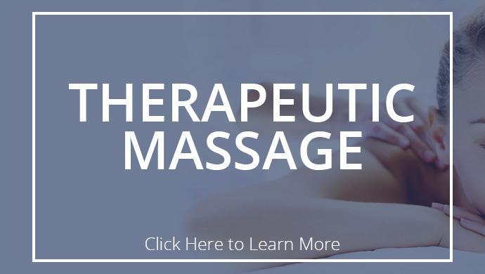 Therapeutic Massage Program