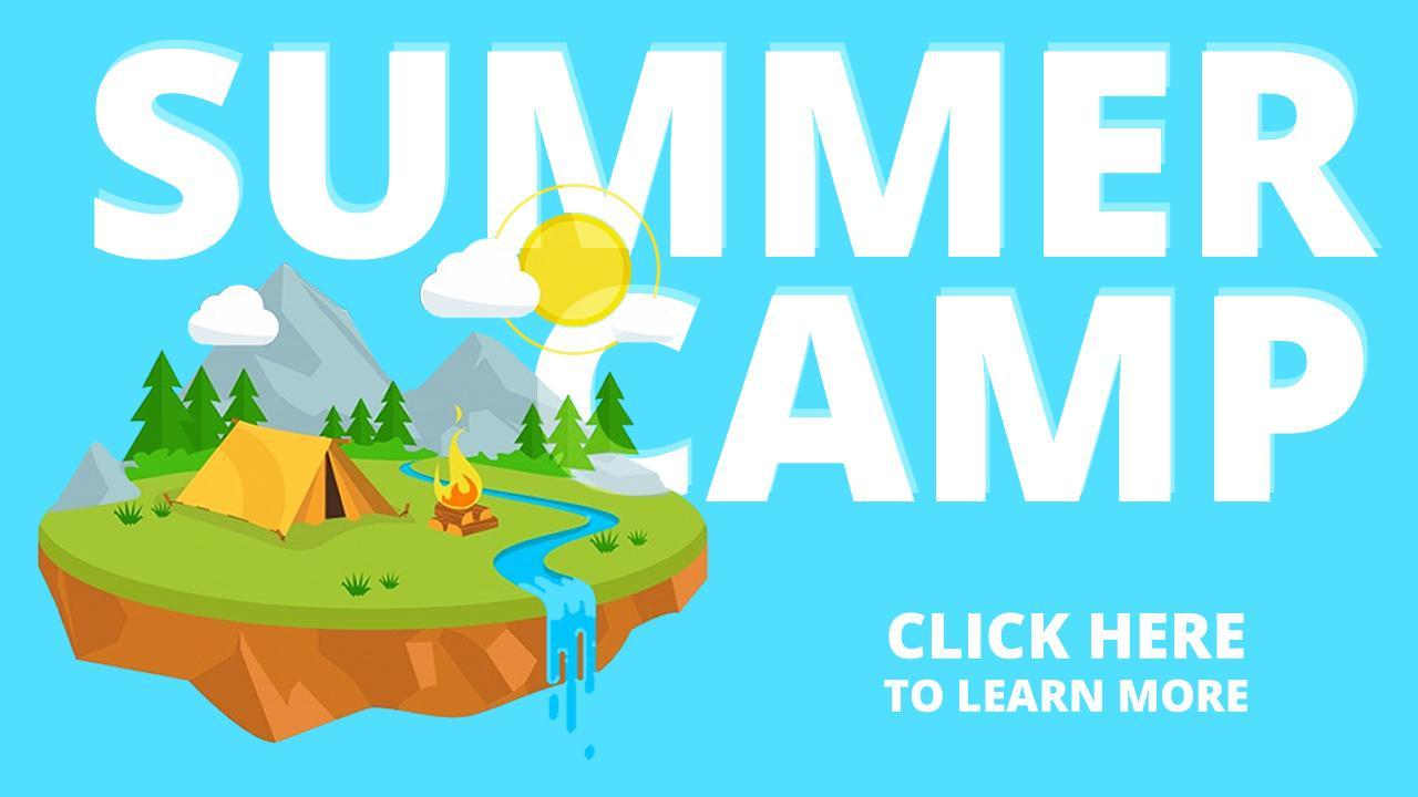 Summer Camps at Johnston CC. Click Here to Learn More.