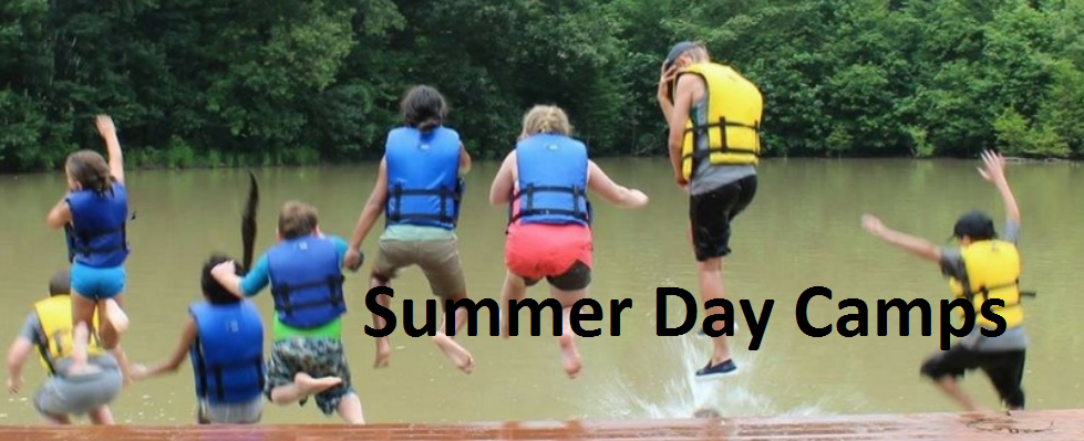 2018 Summer Day Camps