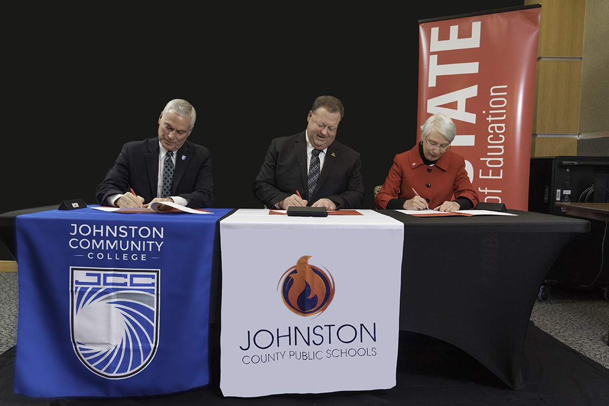 Program will prepare highly-qualified teachers for Johnston County.