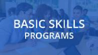 Basic Skills Program Image - This image acts as a link to the program information