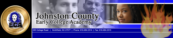 Johnston County Early College Academy