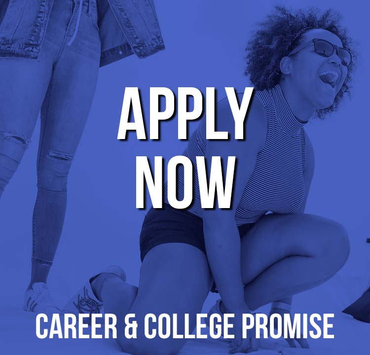 Click here to apply to the Career and College promise program at JCC.