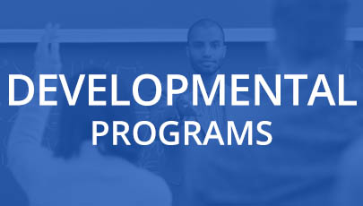 Developmental Programs Image - This image acts as a link to the program information