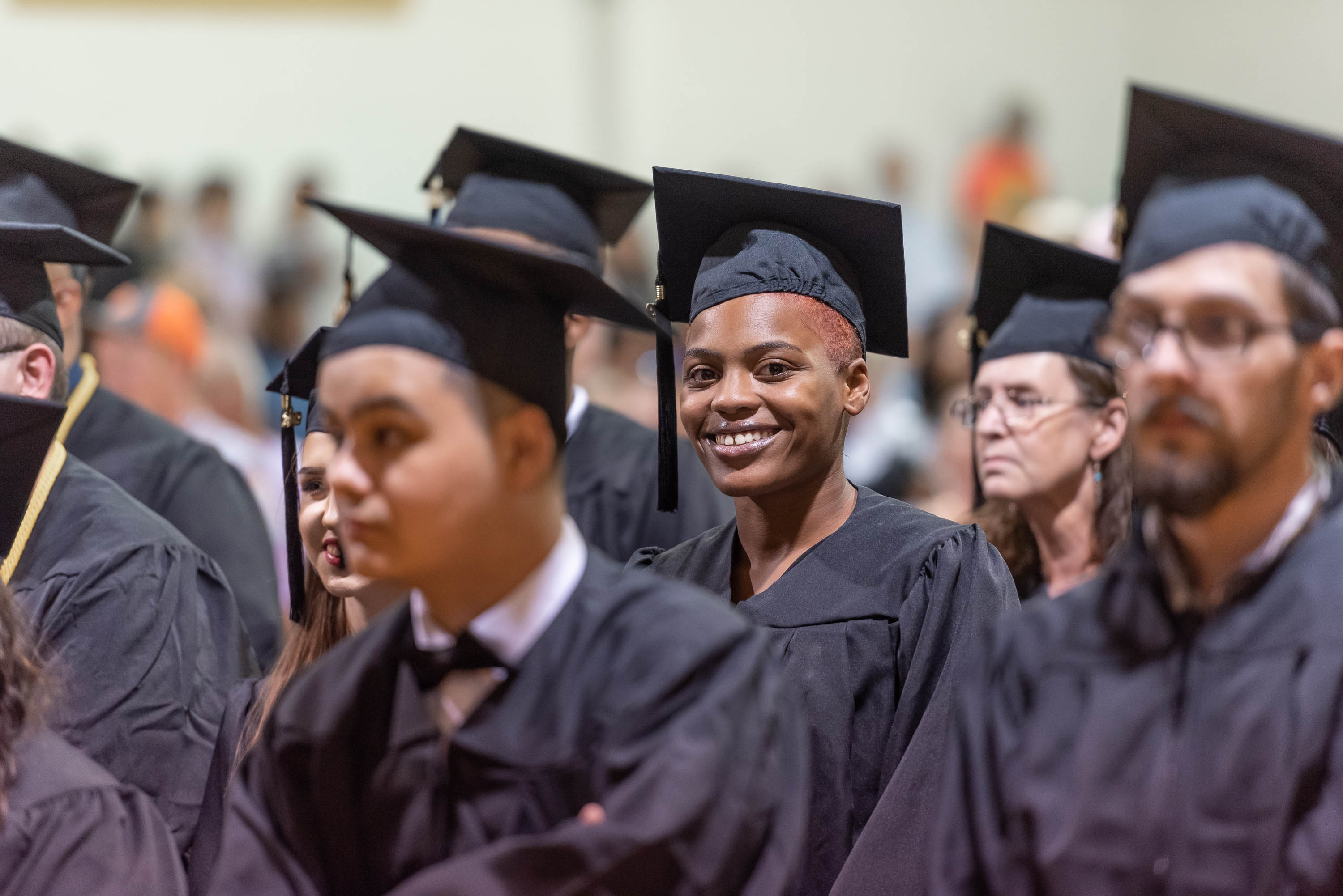 In 2018-19, 116 students earned their high school equivalency diploma and 21 students earned their adult high school diploma.