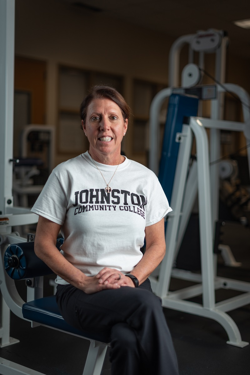 Health and Fitness Science Instructor Kelly Williams