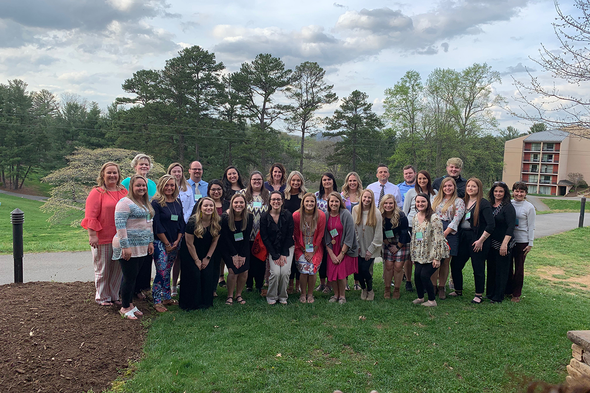 Students and faculty from the radiography program at JCC participated in the annual North Carolina Society of Radiologic Technologists conference in Asheville earlier this month.