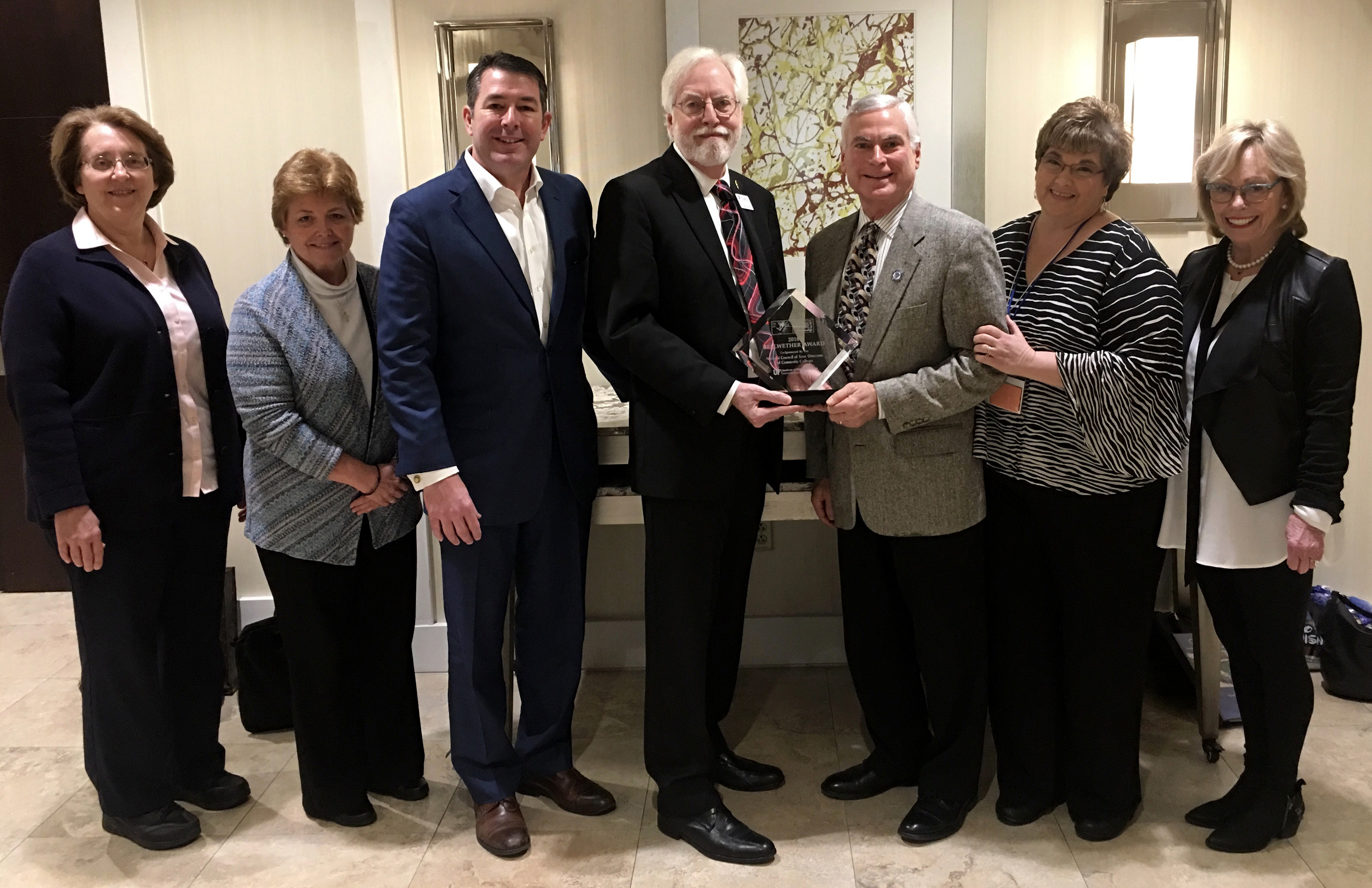 JCC received the 2018 Bellwether Award in the planning, governance, and adminstration category.