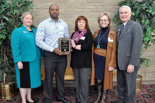 Benson manufacturer recognized for its commitment to education.