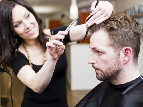 haircut shutterstock_75025621