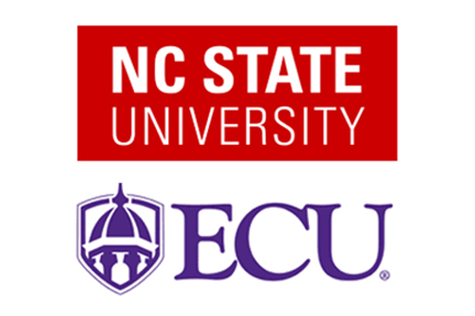 JCC and N.C. State University and East Carolina University have approved a partnership that will offer dual admission to students who are planning to enroll at N.C. State and ECU after earning an associate's degree.