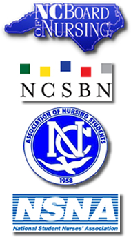 Nursing Association logos