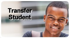 Transfer student button