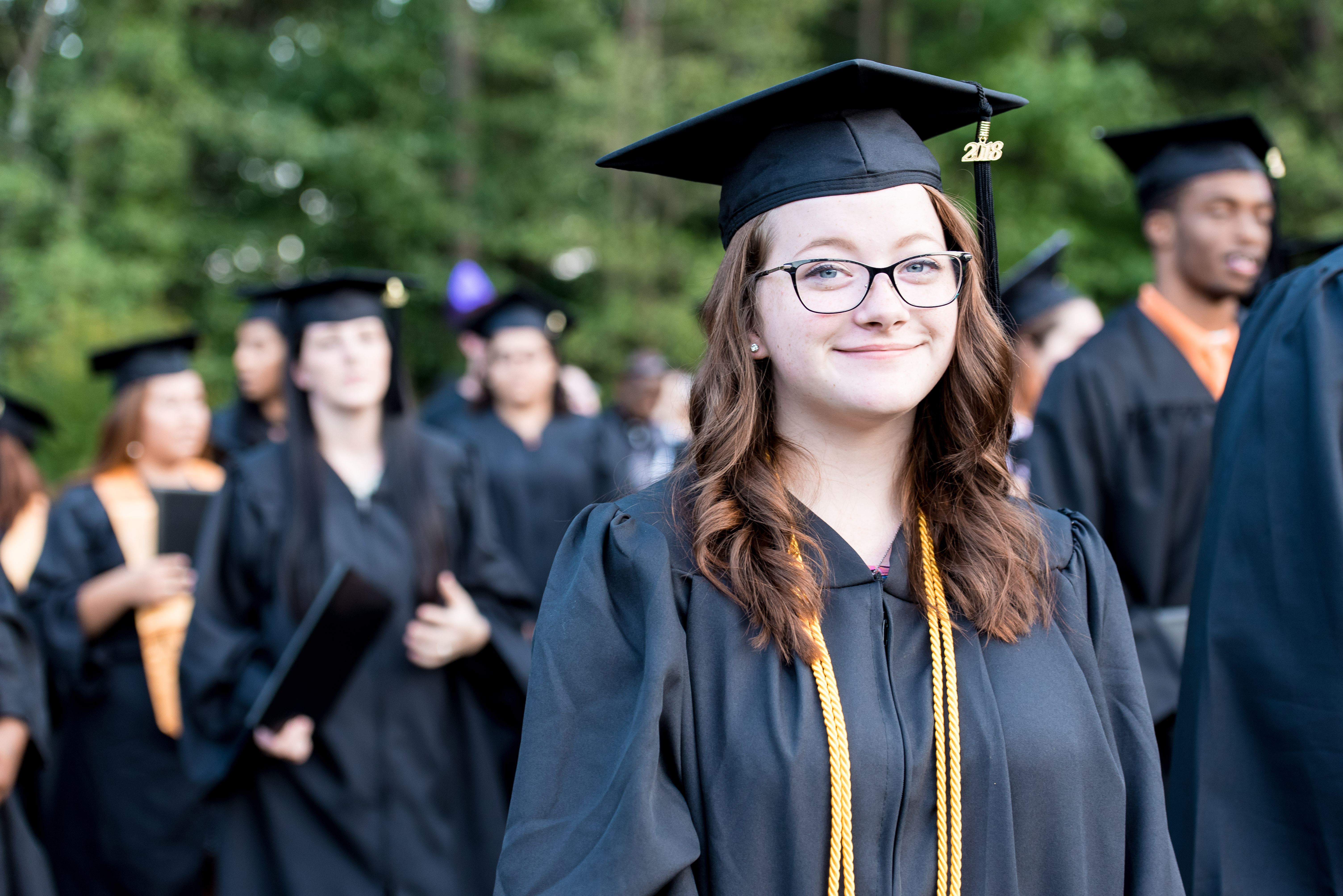 JCC celebrated its 2017-18 high school equivalency graduates with a ceremony on August 9.