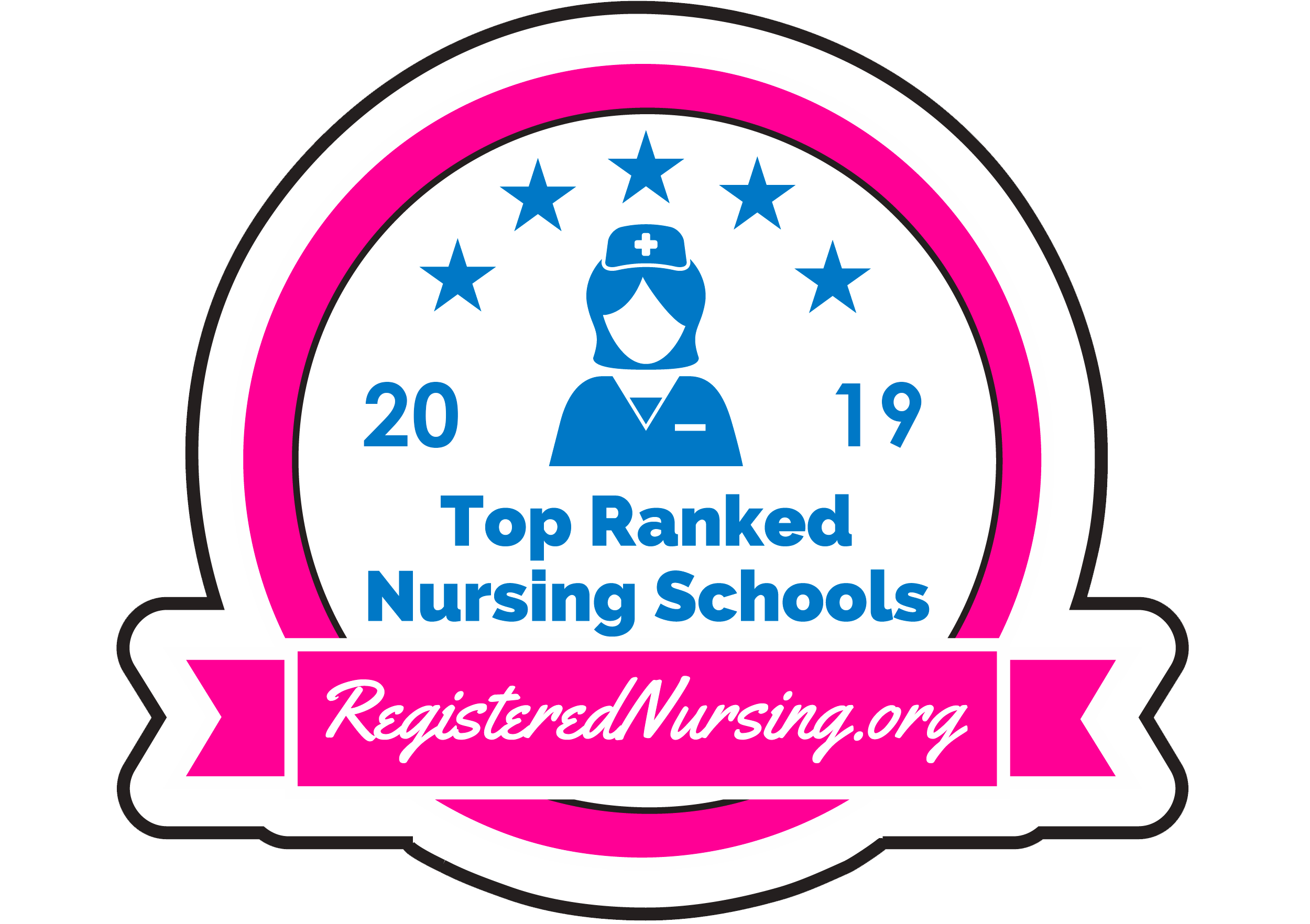 College chosen because of historically high NCLEX-RN pass rates.