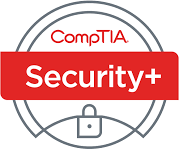 CompTIA Security Plus logo