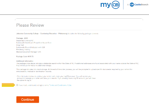 Review screenshot